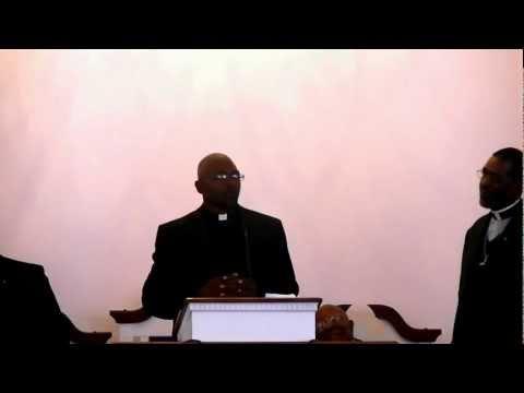 New Home Baptist Church- Elder B. Brewer- Rock Island Baptist Church-Greensboro, NC