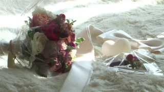 Фрагмент свадьбы-подготовка невесты