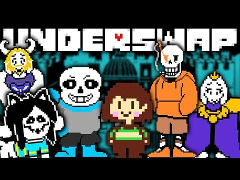 UNDERSWAP: THE COMPLETE STORY GAME
