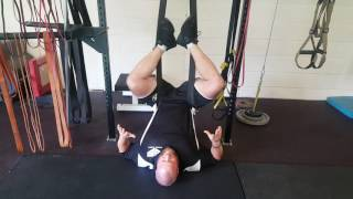 Hanging Bands for Hip Traction/Spinal Decompression