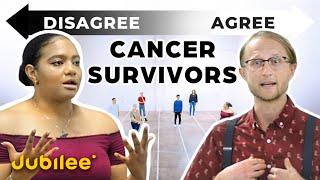 Do All Cancer Survivors Think The Same?