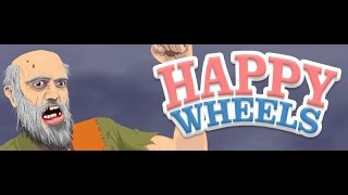 Happy Wheels Demo 1| Two Player Games Part 2
