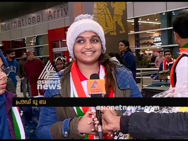 Asianet News PTBI Team Reached Delhi | PTBI 2019