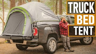 7 Best Truck Będ Tents For Camping | Pickup Truck Tents Reviews For 2021
