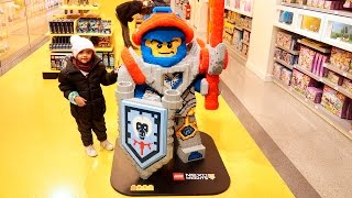 LOJA LEGO NA ALEMANHA com BIA LOBO