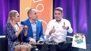 "Kabaret Czesuaf - Trailer DVD ""Rewizyta"" (New Abra 2019)"