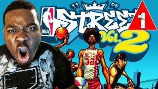 NBA Street Vol 2 Gameplay Walkthrough Part 1 - I