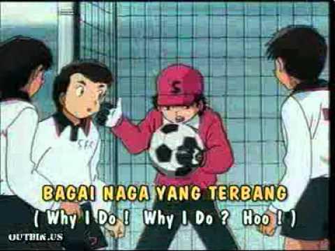 Free Download Captain Tsubasa Opening Indonesia Mp3 dan Mp4