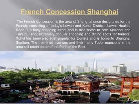 Shanghai Serviced Apartments in French Concession