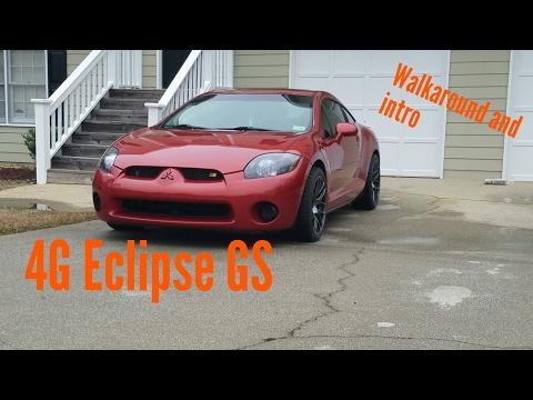 4G Eclipse Walkaround (2006 GS 4G69)