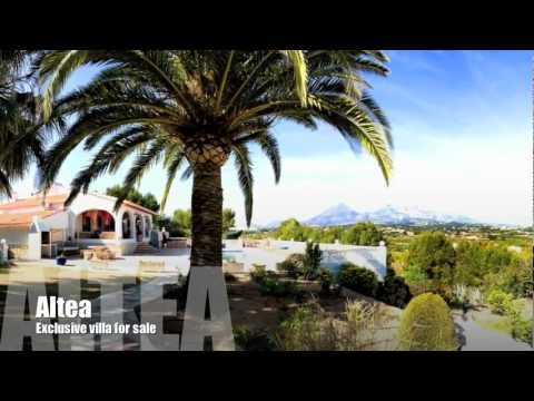 For sale in Altea