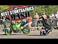 Best Stunts & Fails SMASH