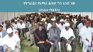 Ethiopia: የትግራይና የአማራ ሕዝብ ግን አንድ ነው!  (በኃይሉ ሚዴቅሳ)