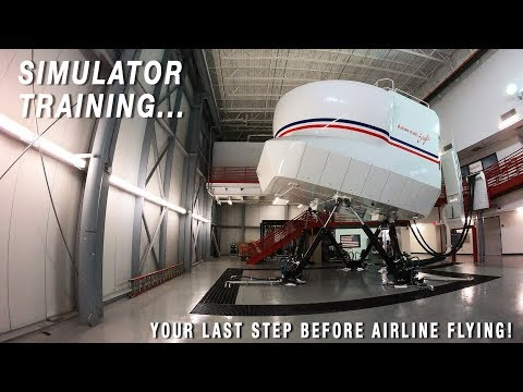 Simulator Training - Your Last Step Before Flying Jets!