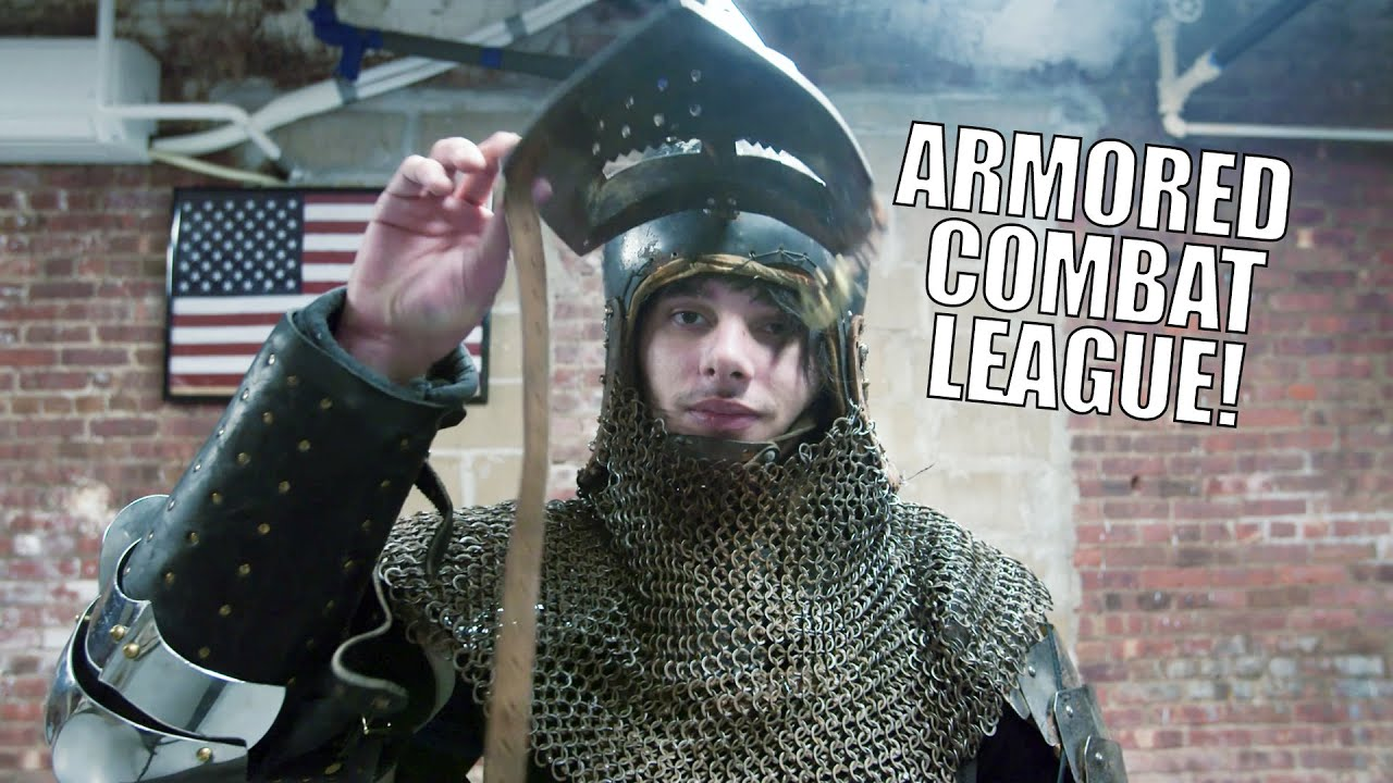 Meet the Armored Combat League!