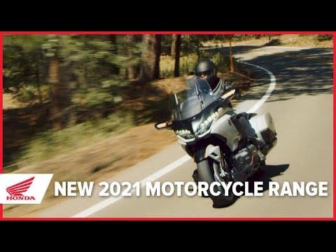 The Honda 2021 Range