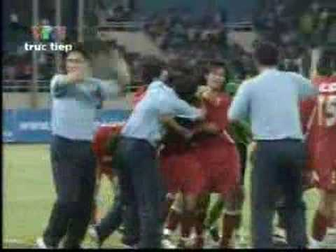 Olympic Viet Nam vs Olympic Indonesia 2-1