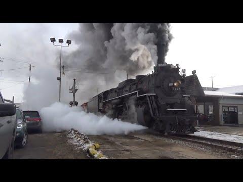 Pere Marquette 1225: North Pole Express 2018