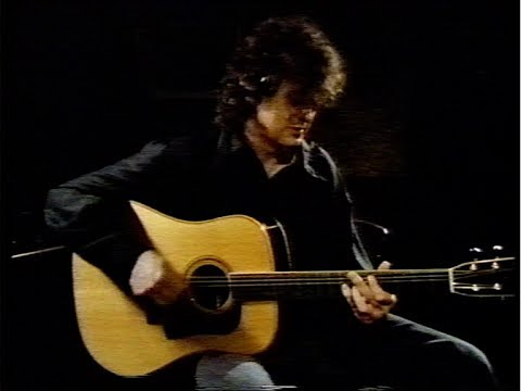 Jimmy Page Chords Into Kashmir Acoustic 1989 Youtube