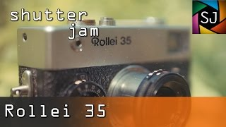 Review - Rollei 35 | Fit for a King or Queen