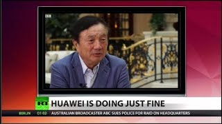 Huawei sales booming! CEO: US can't crush us