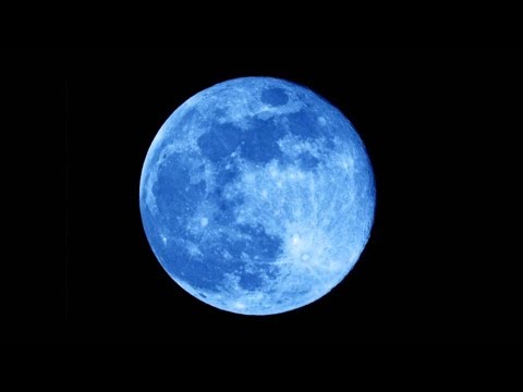 """Bleu Moon"" by Neo Helio"