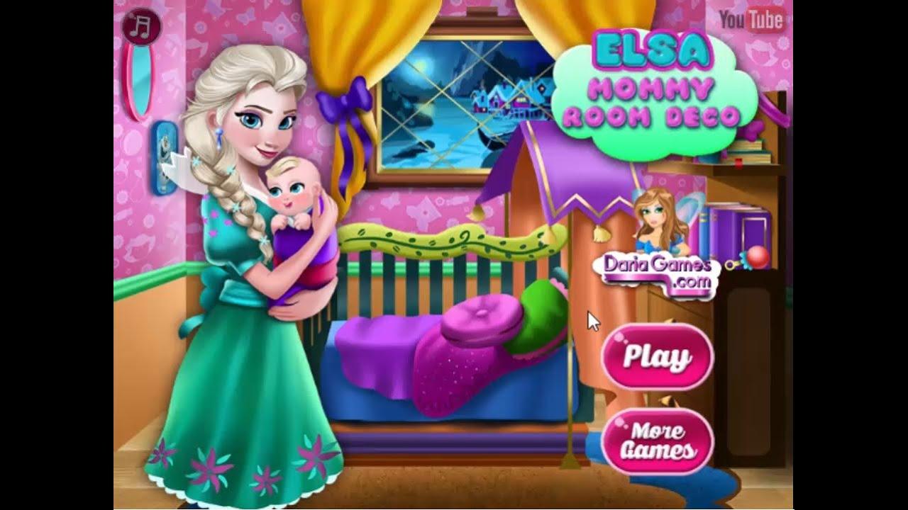 Elsa Bekommt Ein Baby Spiele