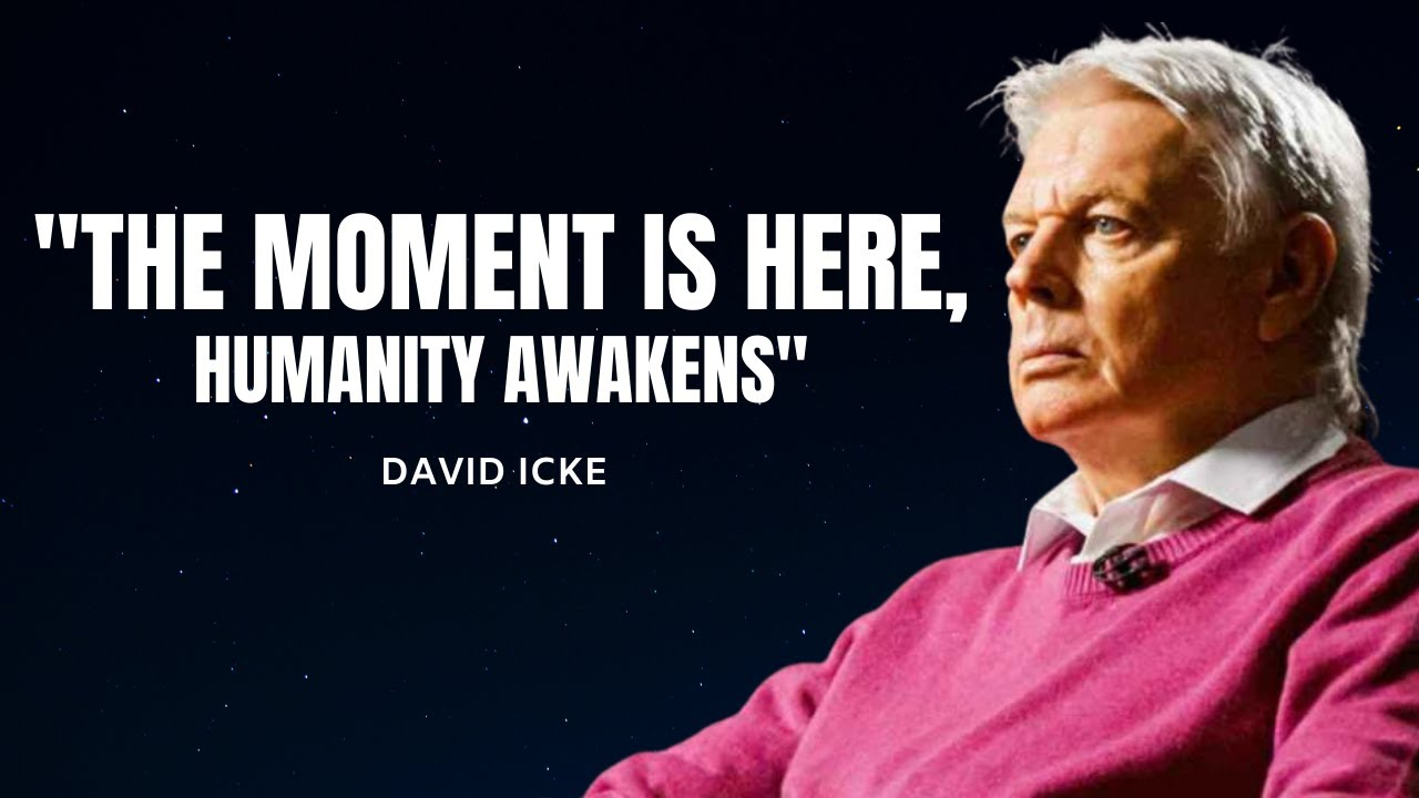 David Icke 2020 | The Time Has Come & We Cannot Fail | HUMANITY AWAKENS (Live in London)