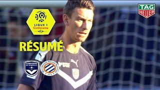 Girondins de Bordeaux - Montpellier Hérault SC ( 1-1 ) - Résumé - (GdB - MHSC) / 2019-20