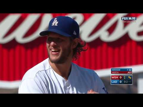 October 11, 2016-Los Angeles Dodgers vs. Washington Nationals {NLDS G4}