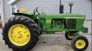 John Deere 4020 Tractor Values