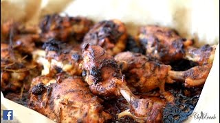 Special Jerk Chicken The Best Jamaican Jerk Chicken ... | Recipes By Chef Ricardo