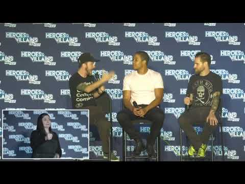 Justice League: Ray Fisher HVFF New Jersey 2018