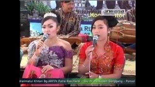 Gending gending Jawa Mat Matan Ayun - ayun Gobyok Campursari Sido Rukun | All Artis