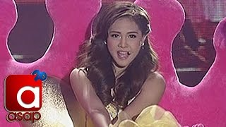 Janella Salvador charms on her ASAP birthday