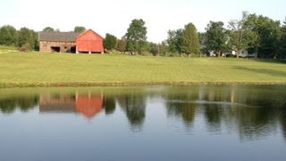 Farm house Estate for sale- 45 acres, near Rochester NY  (Canadice)