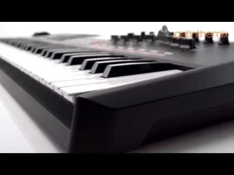 Akai MPK261 Performance Controller Keyboard