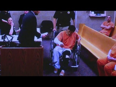 Alleged wrong-way DWI suspect in court