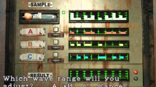RE3 Nemesis - The Water Sample Puzzle (Monitor Room) - Ver.3