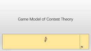 Contest Theory: Exploring the basic game theory models of contests