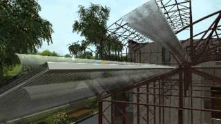 видео правильным монтажом теплицы из сотового поликарбоната