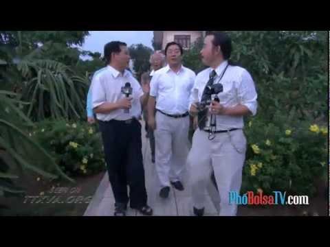 Tham qua tư gia của cựu Chủ tịch nước Nguyễn Minh Triết