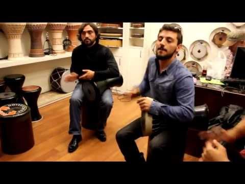 EMİN PERCUSSİON...DARBUKA SHOW  (muzisyenlersitesi.com) Ahmet ÖZDAMAR