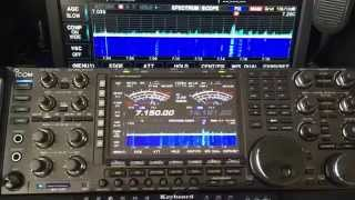 icom IC 7851 Review