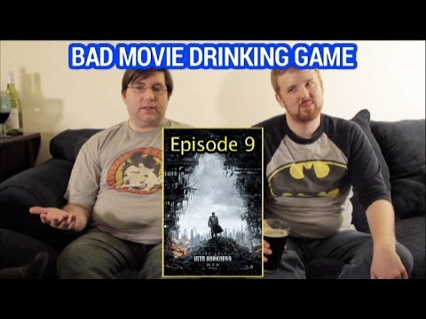 Bad Movie Drinking Game: Episode 9 - Star Trek Into Darkness