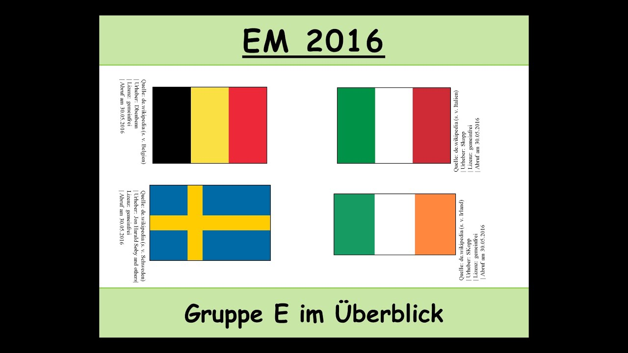Irland Italien Em