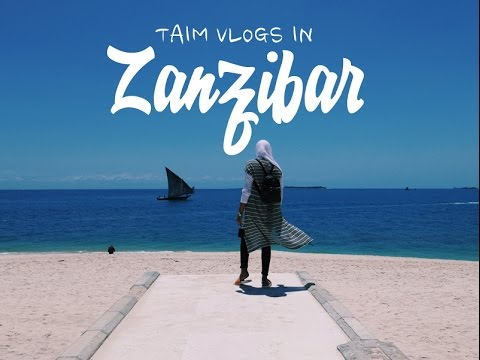 ZANZIBAR VLOG | أول منطقة أفريقية أزورها - زنجبار اللي حبيتوها