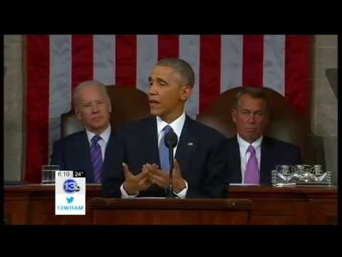RIT on TV: Cybersecurity Comments on Obama's State of the Union 2015
