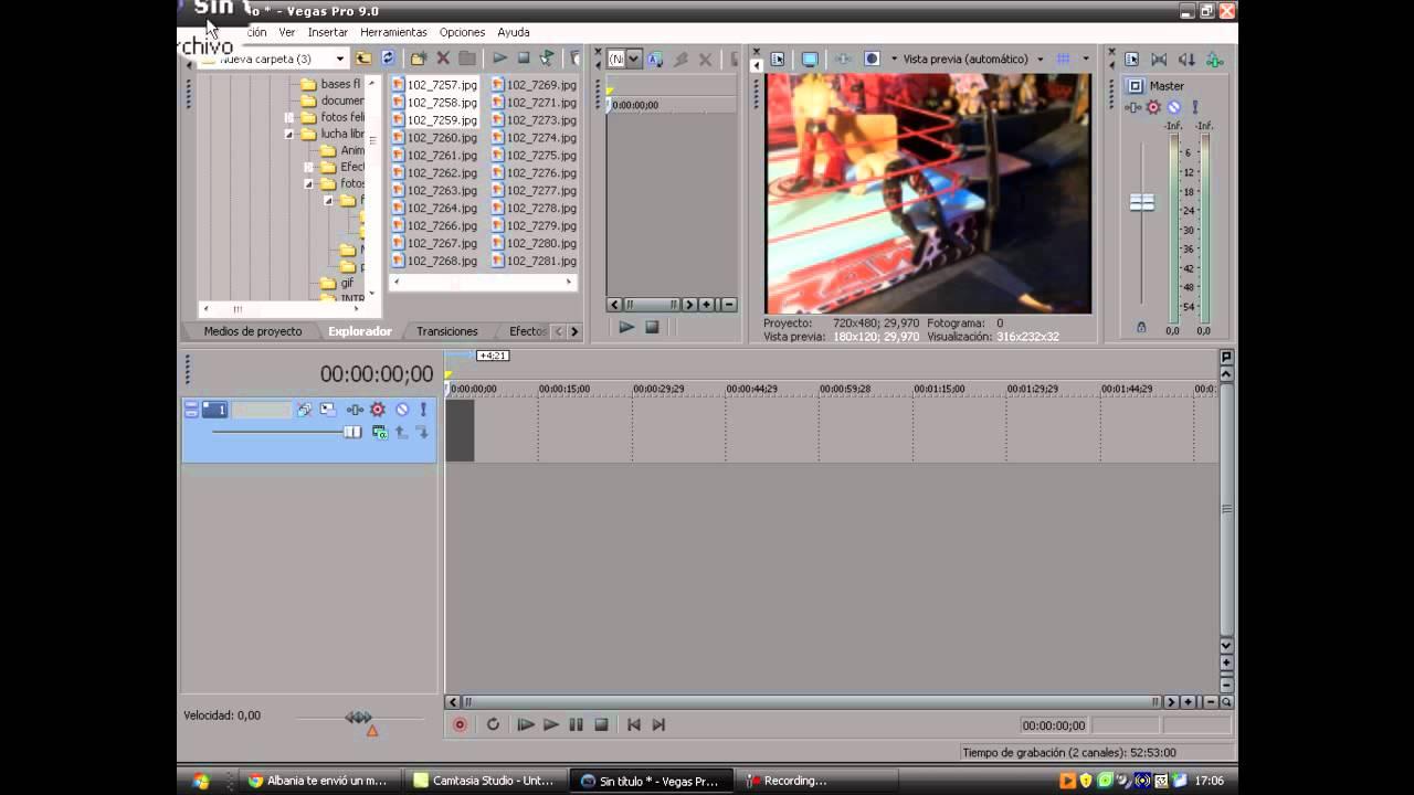 Como Hacer una animacion stop motion en Sony Vegas - YouTube