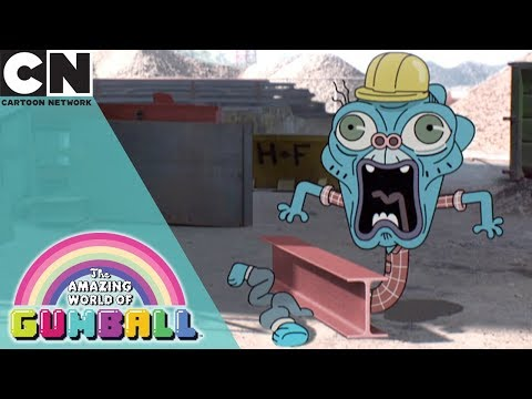 The Amazing World of Gumball | The Worst Place to Work in Elmore | Cartoon Network